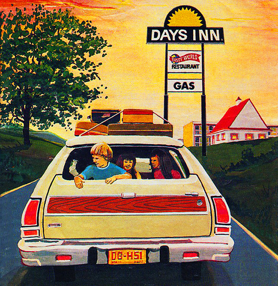 1977 Days Inn Directory cover image
